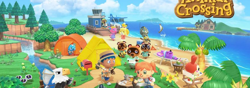 Animal Crossing: New Horizons characters and features